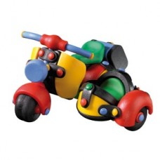 Скутер с коляской (Motor Scooter with Side Car) Mic-O-Mic 089.017