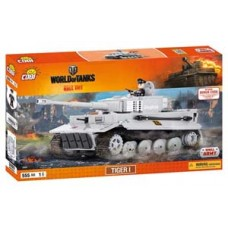 Конструктор Word Of Tanks Тигр I