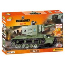 Конструктор Word Of Tanks КВ-2