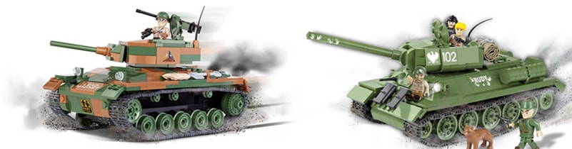 COBI World Of Tanks